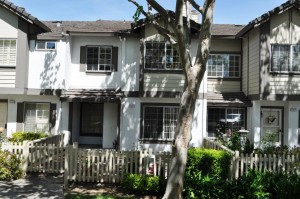 Dublin, CA Short Sale Townhome Woodlands Community