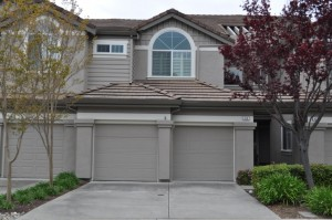 Danville, CA short sale sold - 419 Sutton Circle in Meridian Place Community