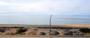View from short sale in Alameda located at 1001 Shoreline Dr. #307